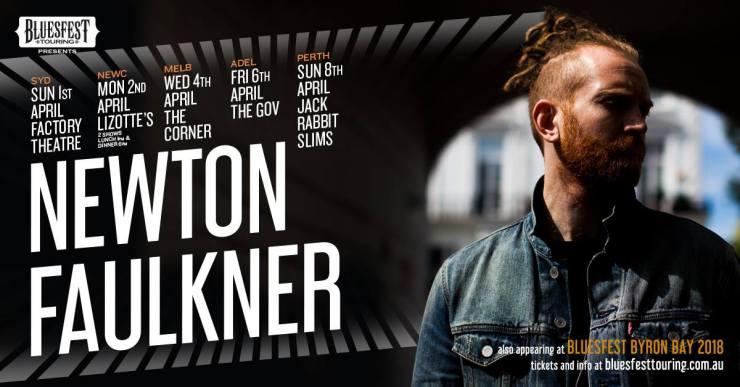 newton tour poster