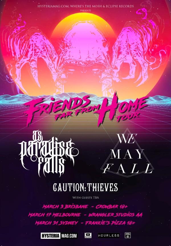 as paradise falls